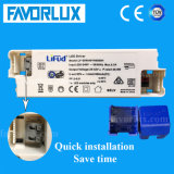 60W 595*1195 저속한 자유로운 100lm/W LED 위원회