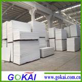 RoHS / SGS White Crust PVC Sheet Foam Board