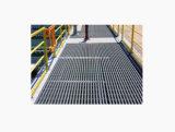 Producto Grating FRP de la extrusión por estirado resistente a los choques de I6010