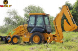 Carregador do Backhoe Jx45