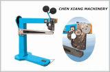 Agrafeuse manuelle de fil de machine ondulée de fabrication de cartons de carton