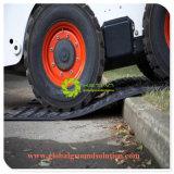 Precio de exportación de UHMWPE fábrica de la UPE de construcción robusta para la protección de la carretera de Mat