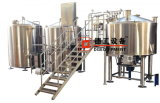 10bbl strumentazione diplomata Ce di preparazione della birra dell'UL di iso TUV per il Pub