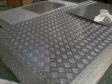 Piatto Checkered di alluminio 5083 del fante di marina 5052