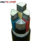 Isolation en polyéthylène réticulé de base en aluminium swa blindé de câble électrique