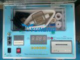 Huile de transformateur portable Rigidité diélectrique de l'équipement de test