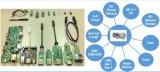 USBはC実行中のコネクター、タイプへのUSB Cのタイプ、9pinのデータ伝送の標準をタイプする: USB Gen1/Gen2の耐久性: 10000cycles