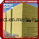 Доска шерстей утеса минеральных шерстей строительных материалов с профессиональным изготовлением