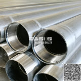 Tubo dell'intelaiatura di acciaio inossidabile del grado di API5CT Tp316L (tubazione) con il collegamento della STC