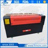 Glas CNC Laser-Stich-Ausschnitt-Bambusmaschine China-1400*900mm hölzerne