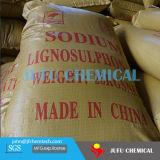 セメントの添加物(ligno)のための中国の製造業者ナトリウムLignosulphonate