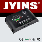 12V/24V 5Aへの60A Solar Charger Controller (JYKT)