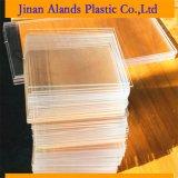 48X96 '' feuille acrylique transparente 1/8 de plexiglass '' profondément