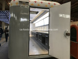 TcCa05熱い販売のアイスクリーム機械台所装置
