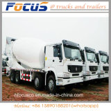 판매를 위한 이동할 수 있는 구체적인 섞는 유조 트럭을 적재하는 아주 새로운 Cimc Linyu Selp