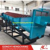 El tornillo de la planta de lavado de minería de equipos de lavado de piedra
