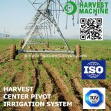 農業機械の農場の用水系統の中心のピボット水まき装置