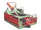 Empacadora hidráulica para prensar virutas de acero