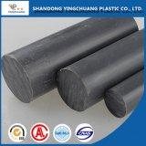 Nylonrod-Form-schwarzer runder Nylonnylonstab