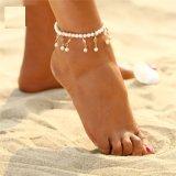 Reizvolles Armband-Sandelholze Pulseras Tobilleras Mujer Fuss-Schmucksache-Fußkettchen