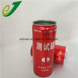 De gemakkelijke Open Standaard Gladde Blikken van Blikken de Blikken van de Drank van het Aluminium van 330 Ml