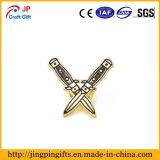 Insigne fait sur commande de Pin de revers d'émail en métal