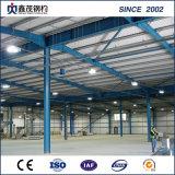 Costruzione prefabbricata della struttura d'acciaio del magazzino della fabbrica moderna d'acciaio della costruzione
