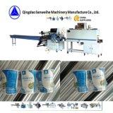 Macchina imballatrice dello Shrink automatico di plastica delle tazze (SWC-590+SWD-2000)