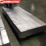 Используется оцинкованный стальной лист из гофрированного картона