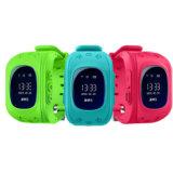 Los niños reloj GPS Reloj inteligente con sos de la tarjeta SIM 2G
