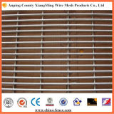 Clôture en acier galvanisé / enduit en poudre 358 Clôture de sécurité élevée
