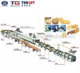 Linha da máquina da fabricação de biscoitos com Ce Certificatiion
