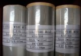 Acoplamiento de alambre de acero inoxidable para filtrar
