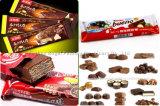 Embaladora estable automática llena de la barra de chocolate de la calidad
