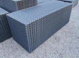 Размер 1000X500 mm заполнения стояка водяного охлаждения PP