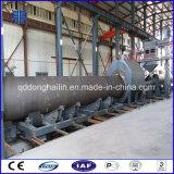 Het Vernietigen van het Schot van de Pijp van het staal Apparatuur en het Zandstralen van Machine