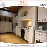 [ن] & [ل] تصميم بسيطة مطبخ خزانة مع مقبض كاملة