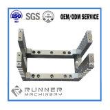 Pezzo meccanico CNC su ordinazione del pezzo di ricambio di macchina per tornire