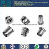 Douane CNC die de Montage van de Pijp van het Lassen van het Aluminium machinaal bewerken