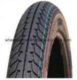 모터바이크는 도로 최신 판매 최상 기관자전차 타이어 3.00-17 떨어져 분해한다