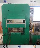 350 toneladas de borracha/Pressão de vulcanização da placa de Prensa Hidráulica para produção de tapetes de borracha