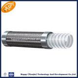 Tubo flessibile di Teflon allineato tubo flessibile liscio della treccia del collegare di PTFE o ondulato ss