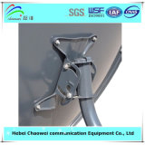 옥외 Type Satellite Dish Antenna Ku Band 90cm