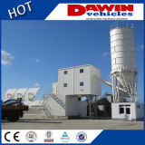 planta de tratamento por lotes concreta da mistura pronta móvel de 25m3/H Yhzs25 para a venda feita em China