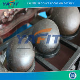 B2, B3 schmiedete die Kugel und rieb Stahlkugel für Gruben (dia20~125mm)