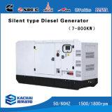 25kVA-1650kVA grupo electrógeno diesel Generator Cummins diesel silencioso generador Industrial