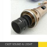 Clear Voice/por cable con cable de micrófono dinámico de Karaoke con 5m de cable