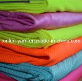 Crepe de Lycra Kurung Tecido de poliéster para Baju Kurung/traje especial