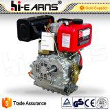Motor diesel con el árbol de levas y el filtro de aire normal (HR178FS)