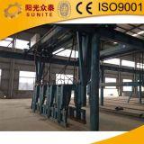 De Fabriek van het Blok AAC/de Lichtgewicht Concrete Machine van het Blok AAC